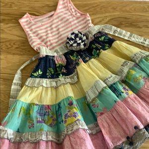 Mustard Pie Dress
